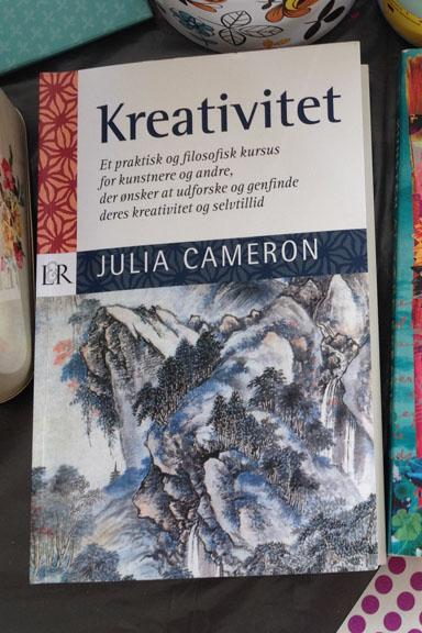 """""""Kreativitet"""" af Julia Cameron. Fotograf: Susanne Randers"""