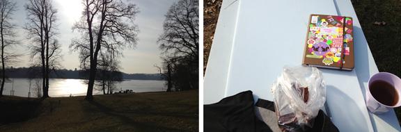 mitkrearum.dk kreativitet 3 kunstnerstævnemøde artist dates bagsværd sø