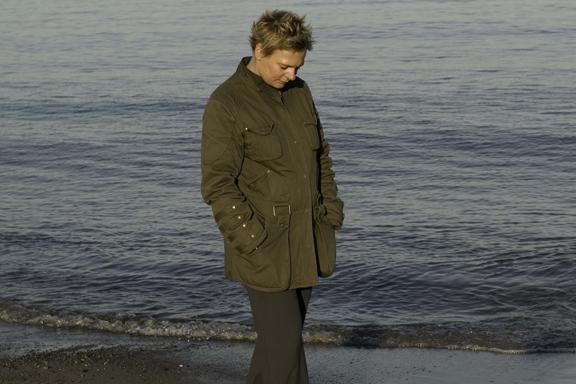 En fantastisk gåtur ved havet. Fotograf: Claus Preis
