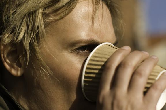 Hvem er jeg...? Hvem er Susanne Randers...? Fotograf: Claus Preis