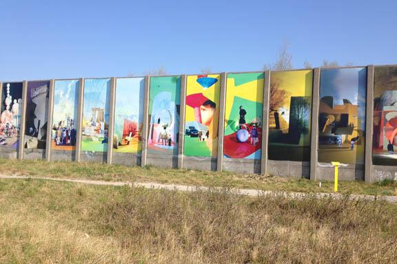 mitkrearum.dk kreativitet 58 mur hæk hegn køs køge kyst havn mur
