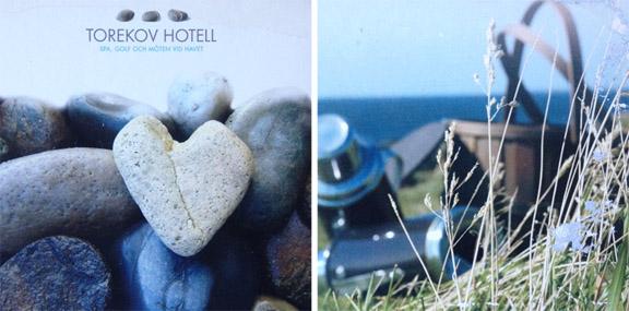 Torekov Hotell lounge cd. Billeder fra coveret.