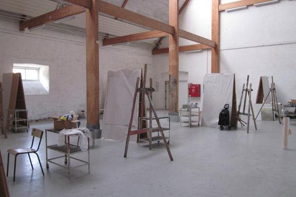 mitkrearum.dk kreativitet 101 kunsthøjskolen i holbæk atelier 2