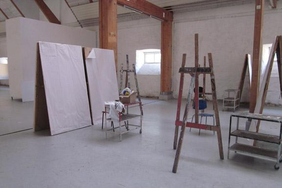 mitkrearum.dk kreativitet 101 kunsthøjskolen i holbæk atelier 3