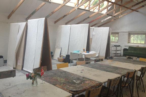 mitkrearum.dk kreativitet 101 kunsthøjskolen i holbæk atelier 6