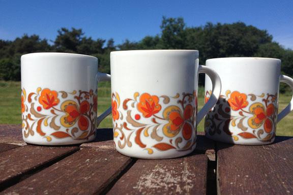 mitkrearum.dk kreativitet 95 genbrugsguld retro orange retro kopper brazil