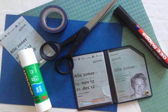 Moodboard til mimrekort lykønskningskort til nybagt 65-årig folkepensionist. Fotograf: Susanne Randers