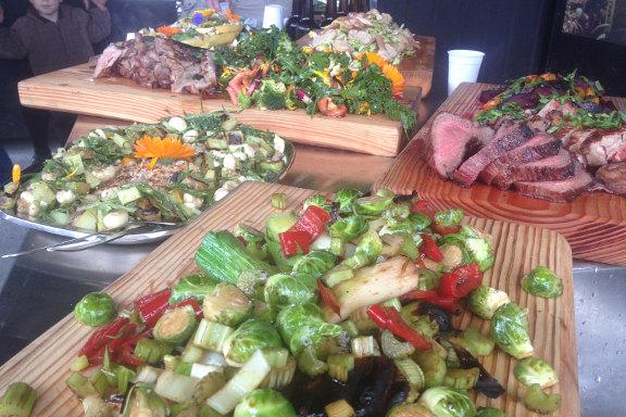 Klar, parat, spis! - på gourmet kokkeskole med Køge Kyst i Opdagelsen på Køge Havn. Fotograf: Susanne Randers