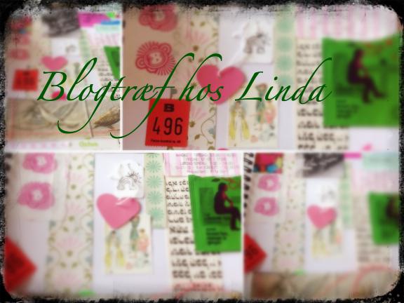 """Blogtræf hos Linda. Collage lavet i """"Fotor"""" app'en af min collage inkl. div. filtre. Fotograf: Susanne Randers"""