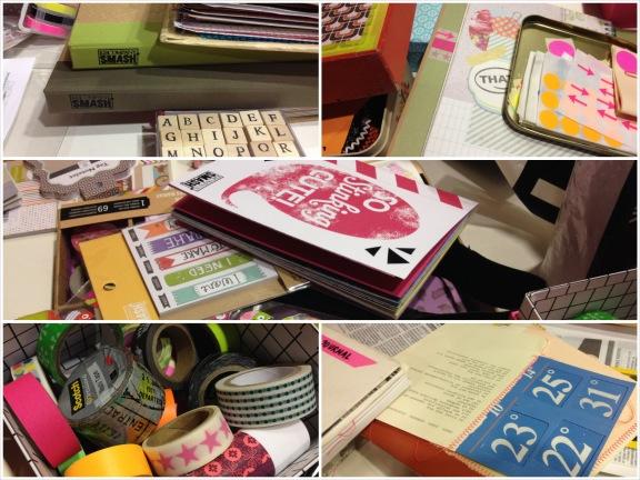 SMASHBOOK, washi and paper love ♥... Fotograf: Susanne Randers
