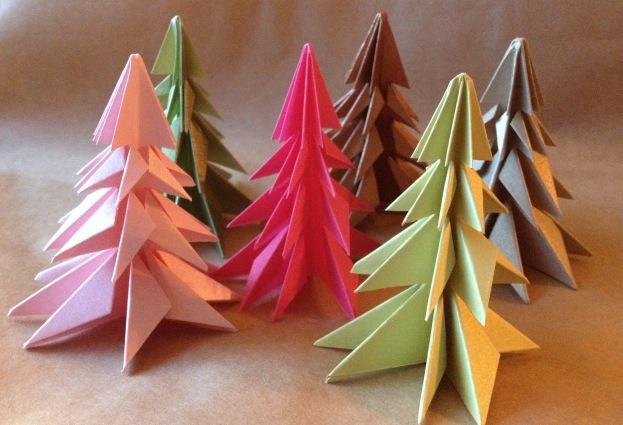 mitkrearum.dk kreativitet juleværksted juletræer fra myminmy