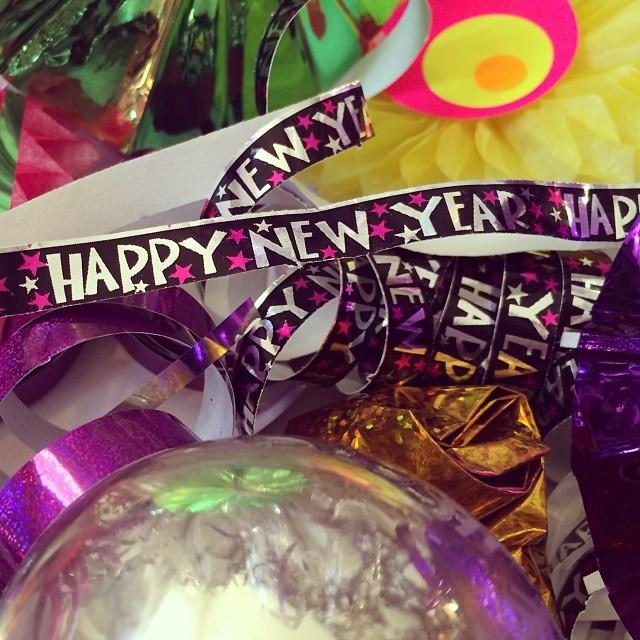 "365 mood boards in 2014. Mood board #1: ""Happy New Year"". Instagram filter Valencia. Photographer: Susanne Randers"