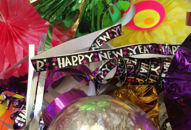 "365 moodboards i 2014. Mood board #1: ""Happy New Year"". Uden filter. Fotograf: Susanne Randers"