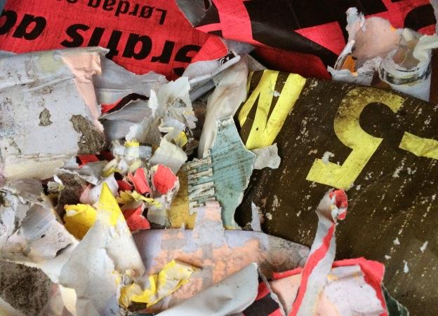 365 moodboards i 2014. Moodboard #19: Genbrugsguld: Fra street art til junkbooks. Fotograf: Susanne Randers