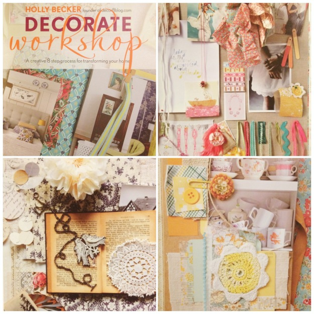 365 moodboards i 2014. Moodboard #22: Decorate Workshop af Holly Becker. Collage. Fotograf: Susanne Randers
