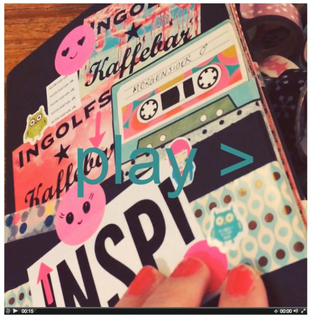 Play video: My pimped notebook.