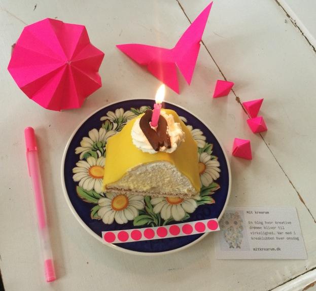 365 moodboards i 2014. Moodboard #77: Fejrer min blogs 1-års fødselsdag. Smashup. Fotograf: Susanne Randers