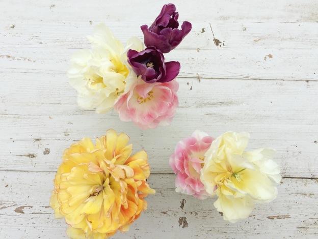 365 moodboards in 2014. Moodboard #131: Glædelig Mors dag. Isabella Smiths smukke tulipaner i orangeriet . Fotograf: Susanne Randers