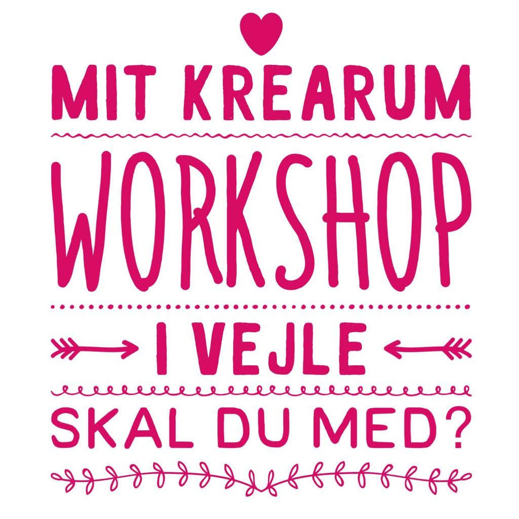mit krearum workshop hos fabrikanterne i Vejle